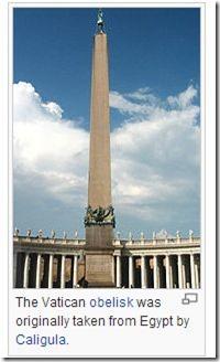 Caligula-obelisken