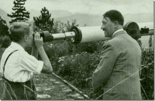 Hitler og teleskopet