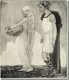 Idun og Loke