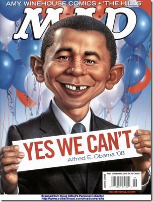Mad med Obama