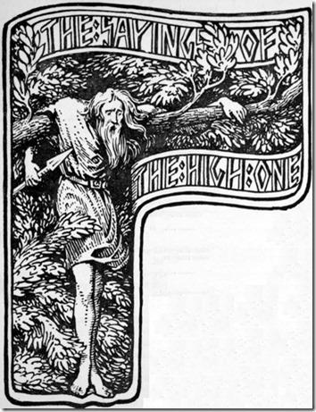 Odin og spydodden
