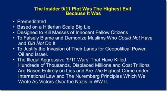 Hvorfor 911-plottet var så grusomt - liste over resultatene