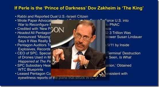 Sionistlista Dov Zakheim Prince of Darkness