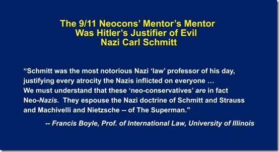 Strauss mentor schmitt - knallhard kritikk av nazismen bak