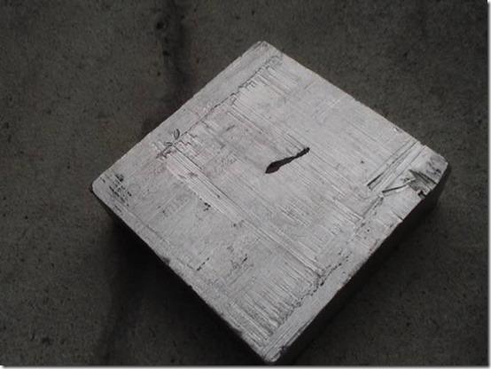 Aluminum-Wood-Melt John Hutchison
