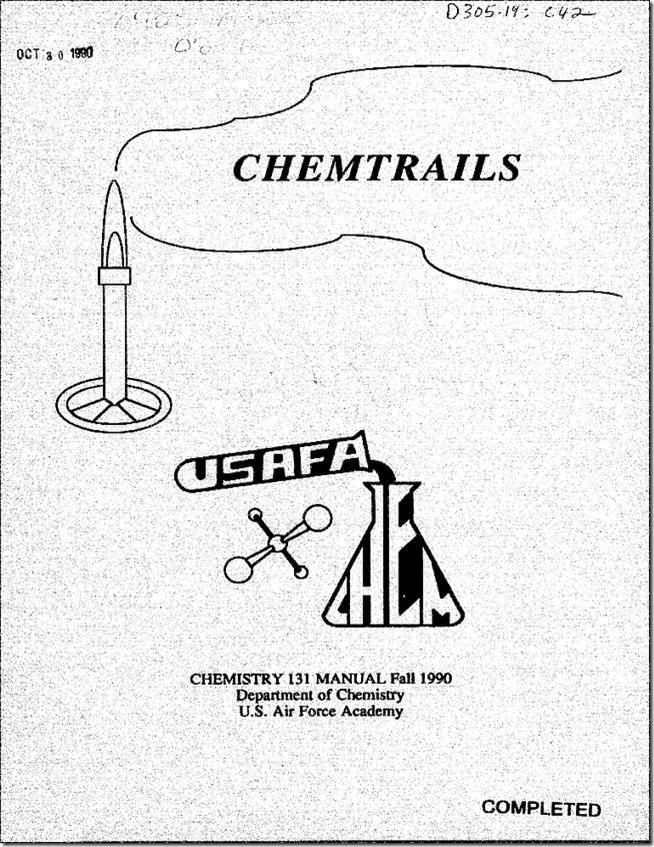 Chemtrails lærebok1
