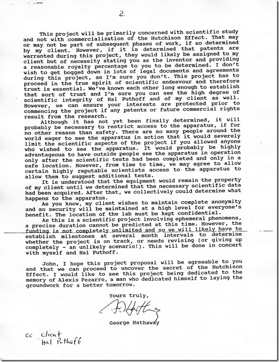 Hathway-dokumentet 2 John Hutchison