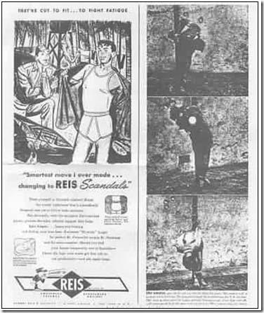 Henrettelsen av tre unge tyskere i fiendens uniform