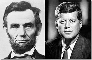 Lincoln og Kennedy