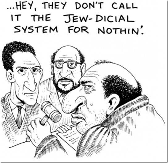 Askenasi-khazarer karikatur