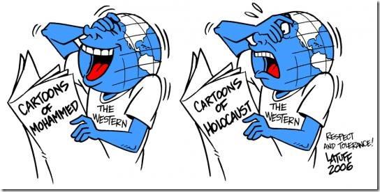 Askenasi-khazarer og muslimer karikatur3