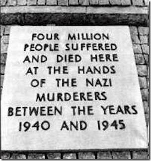 Auschwitz 4 millioner
