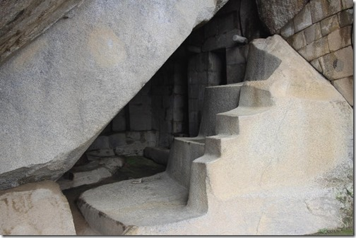 Ingeniørkunst Machu Piccu