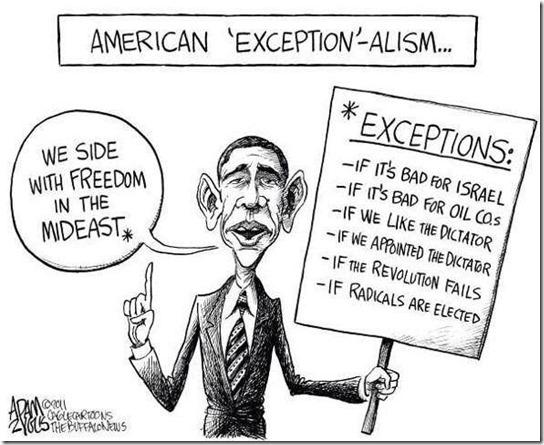 Obama-karikatur