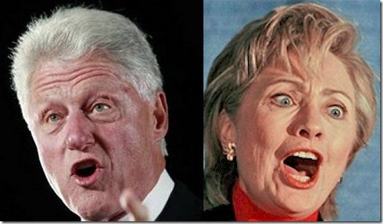 Hillary&Bill