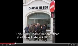 Hvor var Charlie Hebdo-lokalene 1