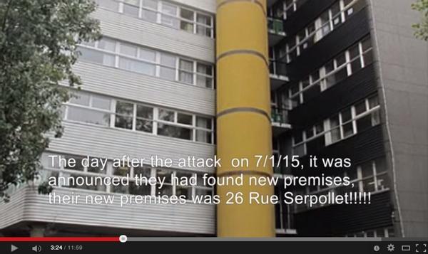 Hvor var Charlie Hebdo-lokalene 10