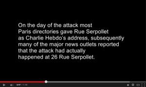 Hvor var Charlie Hebdo-lokalene 11