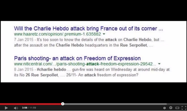 Hvor var Charlie Hebdo-lokalene 12