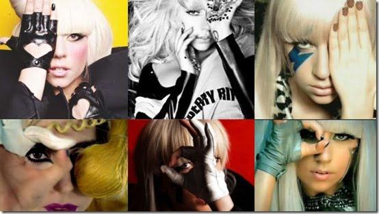 Lady Gaga Horus øye 2