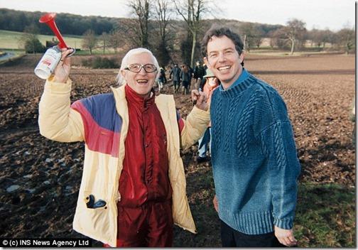 Saville og Blair
