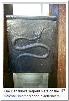 Slangen Dans stamme