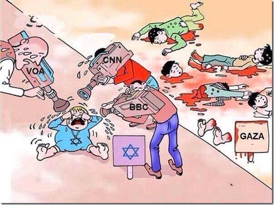 media-zionist