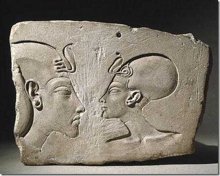 Akenaton og Nefirtiti