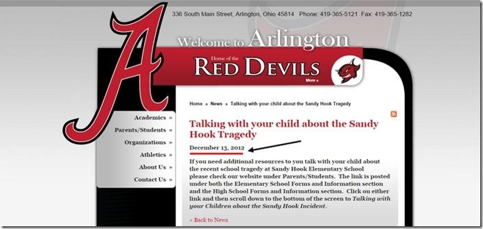 Arlington lokalskoler 1