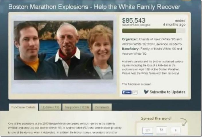 Bill White donasjon