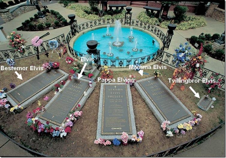 Graceland-gravene