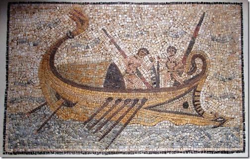 Gresk skip fra bronsealderen