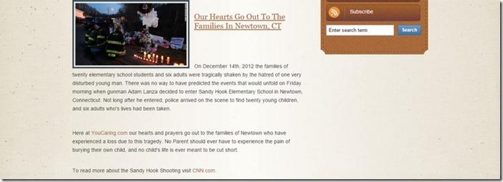 YouCaring Fundraising 10. desember 2012 2