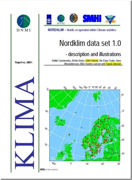 NORDKLIM 1
