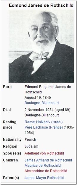 Edmond James de Rothschild