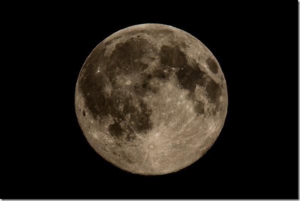 Månen 1. juli