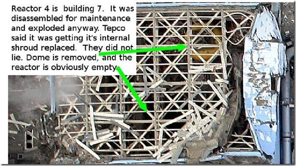 Reaktor 4 Fukushima