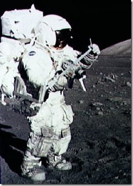 Schmitt med utstyr