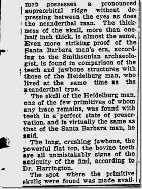 Neandertalere i Santa Barbara 3