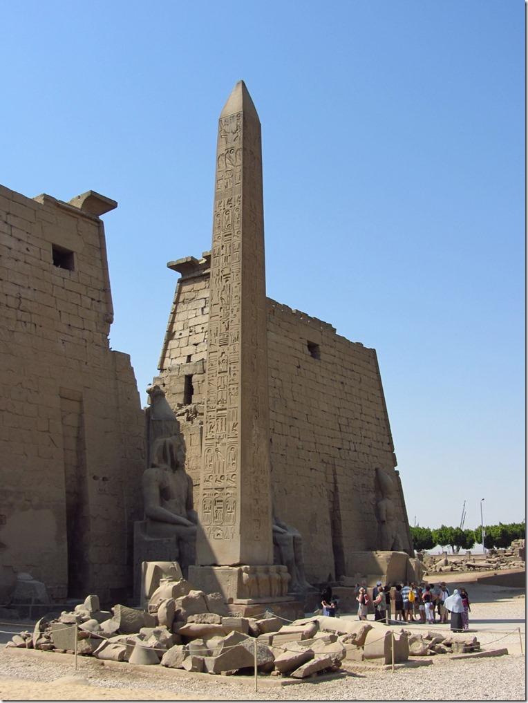 Obelisken i Luxor