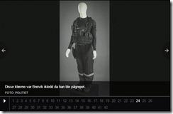 Politiets bilder av Breiviks utstyr 1