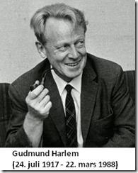 Gudmund Harlem