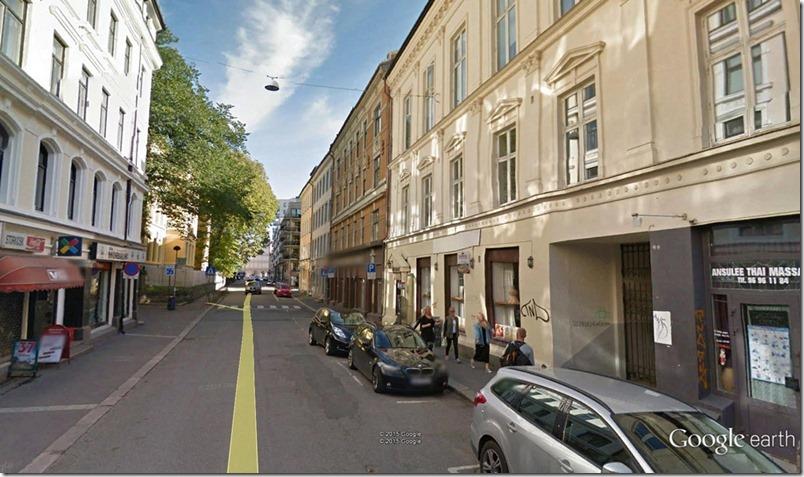 Møllergata mot Hausmannsgate 2