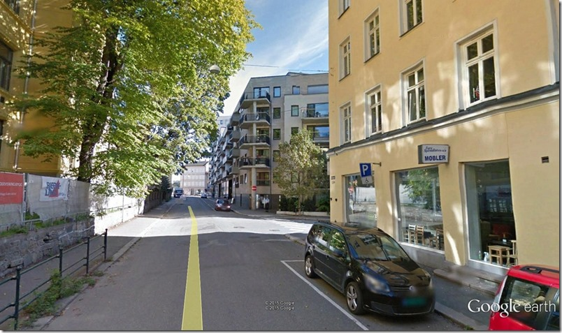 Møllergata mot Hausmannsgate 3
