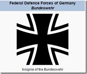 Bundeswehr-korset