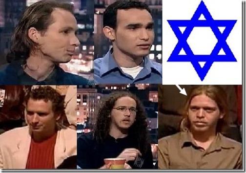 De-fem-dansende-israelerne