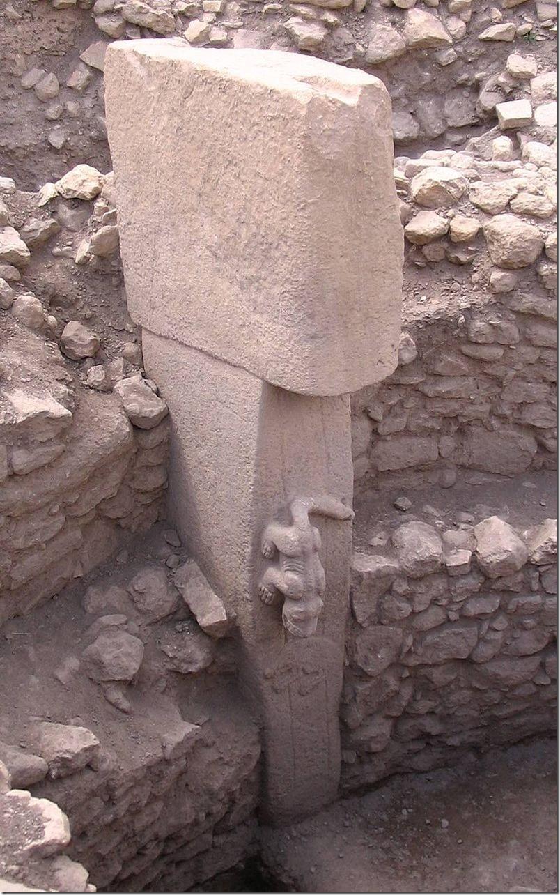 G. Tepe-monolitt