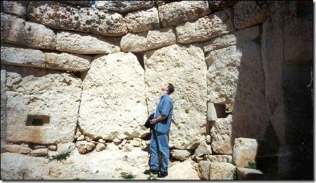 Megalittisk byggekunst på Malta 1