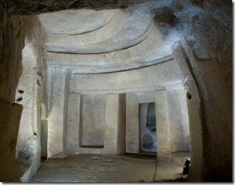 Megalittisk byggekunst på Malta 2