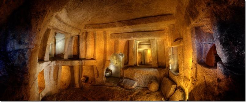 Megalittisk byggekunst på Malta 4